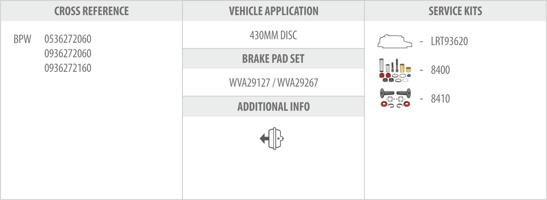 BPW TSB4312